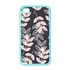 Winter Beautiful Foliage  Apple iPhone 4 Case (Color)