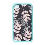 Winter Beautiful Foliage  Apple iPhone 4 Case (Color) Front