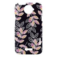 Winter Beautiful Foliage  HTC One X Hardshell Case