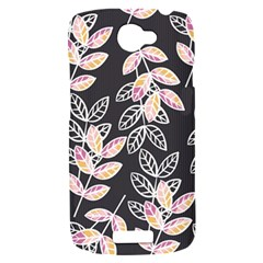 Winter Beautiful Foliage  HTC One S Hardshell Case