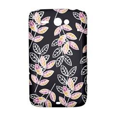 Winter Beautiful Foliage  HTC ChaCha / HTC Status Hardshell Case