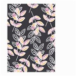 Winter Beautiful Foliage  Large Garden Flag (Two Sides) Front