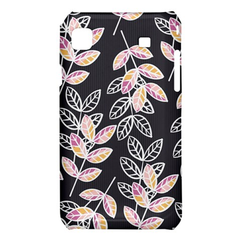 Winter Beautiful Foliage  Samsung Galaxy S i9008 Hardshell Case