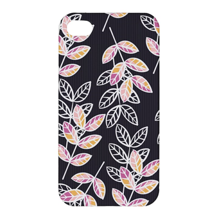 Winter Beautiful Foliage  Apple iPhone 4/4S Premium Hardshell Case