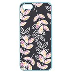 Winter Beautiful Foliage  Apple Seamless iPhone 5 Case (Color) Front