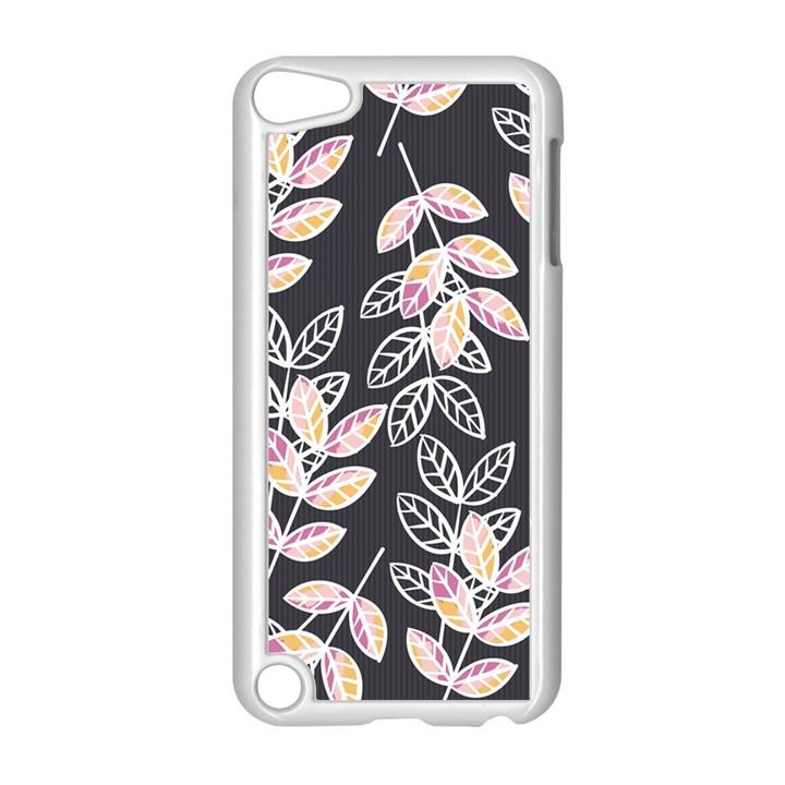 Winter Beautiful Foliage  Apple iPod Touch 5 Case (White)