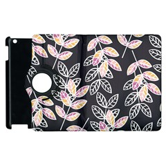 Winter Beautiful Foliage  Apple iPad 2 Flip 360 Case
