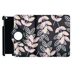 Winter Beautiful Foliage  Apple Ipad 3/4 Flip 360 Case