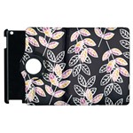 Winter Beautiful Foliage  Apple iPad 3/4 Flip 360 Case Front