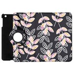 Winter Beautiful Foliage  Apple iPad Mini Flip 360 Case Front