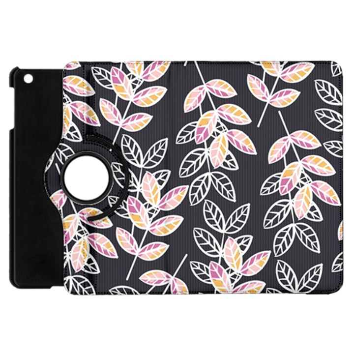 Winter Beautiful Foliage  Apple iPad Mini Flip 360 Case