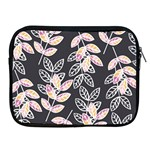 Winter Beautiful Foliage  Apple iPad 2/3/4 Zipper Cases Front