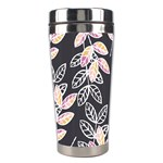Winter Beautiful Foliage  Stainless Steel Travel Tumblers Center