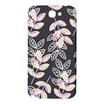 Winter Beautiful Foliage  Samsung Note 2 N7100 Hardshell Back Case Front