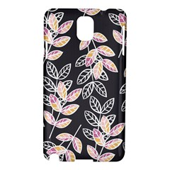 Winter Beautiful Foliage  Samsung Galaxy Note 3 N9005 Hardshell Case