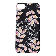 Winter Beautiful Foliage  Apple iPhone 5S/ SE Hardshell Case