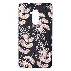 Winter Beautiful Foliage  HTC One Max (T6) Hardshell Case