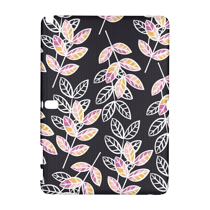 Winter Beautiful Foliage  Samsung Galaxy Note 10.1 (P600) Hardshell Case