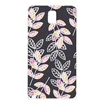 Winter Beautiful Foliage  Samsung Galaxy Note 3 N9005 Hardshell Back Case Front