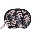 Winter Beautiful Foliage  Accessory Pouches (Small)  Front