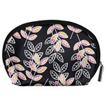Winter Beautiful Foliage  Accessory Pouches (Large)  Back