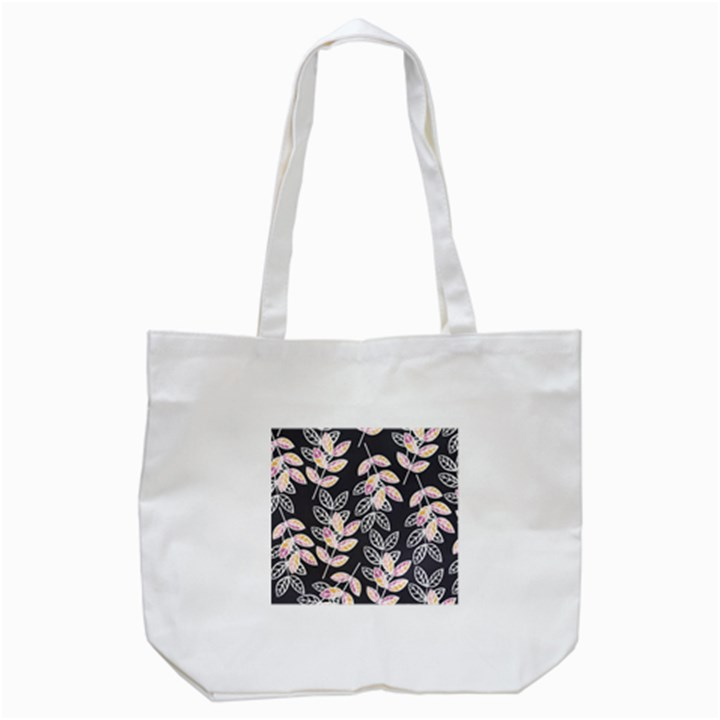 Winter Beautiful Foliage  Tote Bag (White)