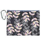 Winter Beautiful Foliage  Canvas Cosmetic Bag (XL) Front