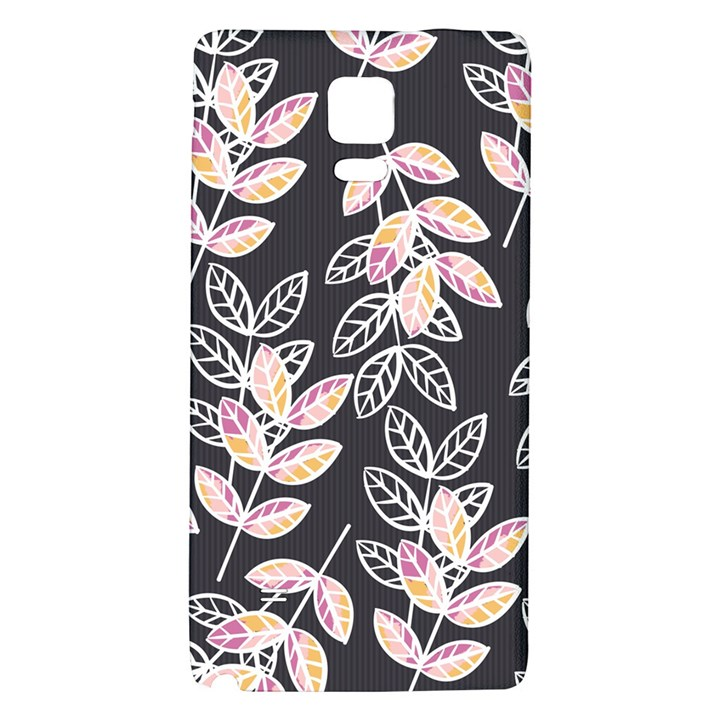 Winter Beautiful Foliage  Galaxy Note 4 Back Case