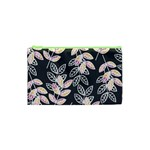 Winter Beautiful Foliage  Cosmetic Bag (XS) Front