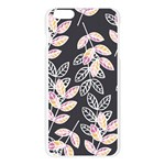 Winter Beautiful Foliage  Apple Seamless iPhone 6 Plus/6S Plus Case (Transparent) Front