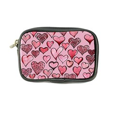 Artistic Valentine Hearts Coin Purse