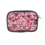 Artistic Valentine Hearts Coin Purse Back