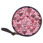 Artistic Valentine Hearts Classic 20-CD Wallets Front