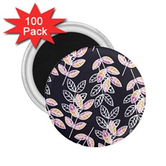 Winter Beautiful Foliage  2 25  Magnets (100 Pack)