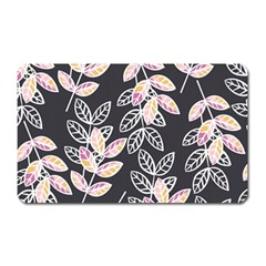 Winter Beautiful Foliage  Magnet (rectangular)