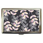 Winter Beautiful Foliage  Cigarette Money Cases Front