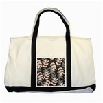Winter Beautiful Foliage  Two Tone Tote Bag Front