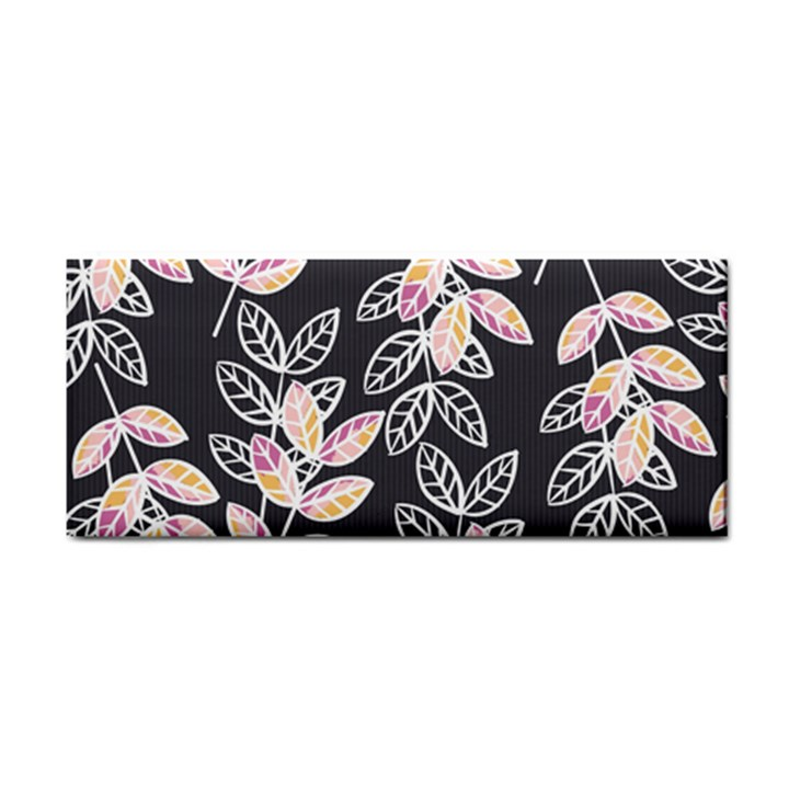 Winter Beautiful Foliage  Hand Towel