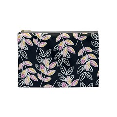 Winter Beautiful Foliage  Cosmetic Bag (medium)
