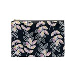 Winter Beautiful Foliage  Cosmetic Bag (Medium)  Front