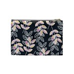 Winter Beautiful Foliage  Cosmetic Bag (Medium)  Back