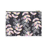 Winter Beautiful Foliage  Cosmetic Bag (Large)  Back