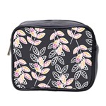 Winter Beautiful Foliage  Mini Toiletries Bag 2-Side Front