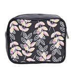 Winter Beautiful Foliage  Mini Toiletries Bag 2-Side Back