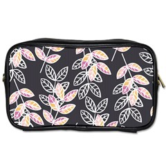 Winter Beautiful Foliage  Toiletries Bags 2-Side