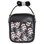 Winter Beautiful Foliage  Girls Sling Bags Front