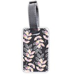 Winter Beautiful Foliage  Luggage Tags (Two Sides) Back