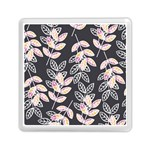 Winter Beautiful Foliage  Memory Card Reader (Square)  Front