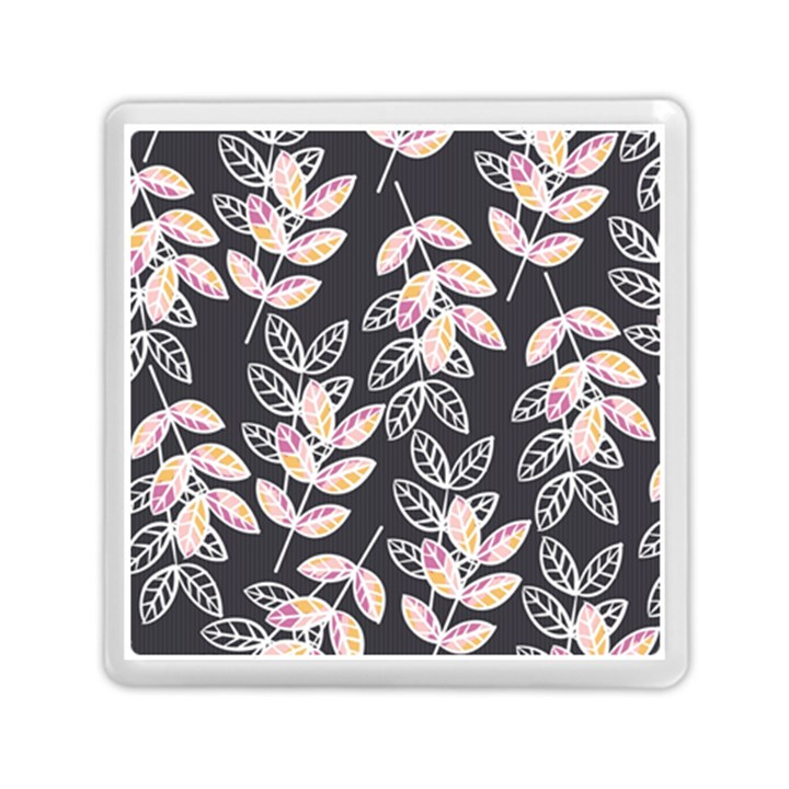 Winter Beautiful Foliage  Memory Card Reader (Square)