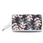 Winter Beautiful Foliage  Portable Speaker (White)  Front